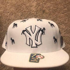 Cooperstown New York Yankee hat.